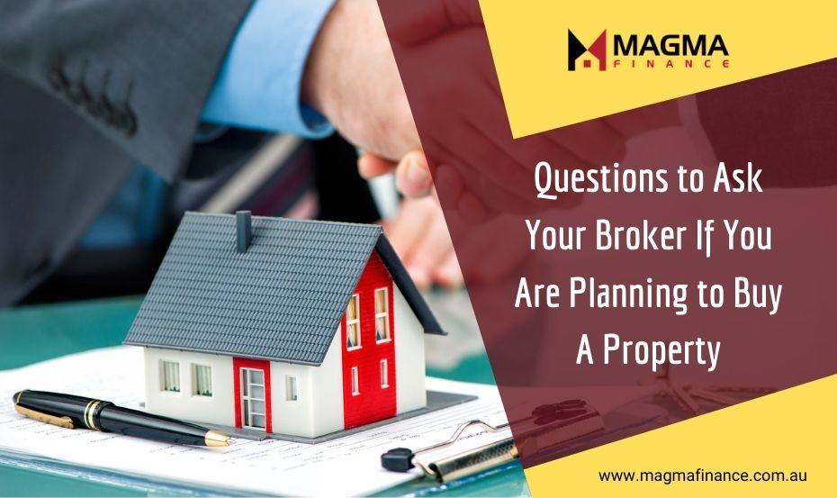 Property Finance Broker