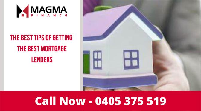 Mortgage Lenders